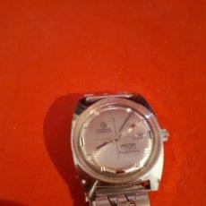 Relojes de pulsera: RELOJ MARCA MORTIMA DE CUERDA 17 RUBIS. Lote 147727929