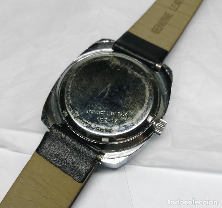 Relojes de pulsera: RELOJ VINTAGE SAMBE DE CARGA MANUAL, SWISS MADE - CAJA 34 mm - FUNCIONANDO - Foto 5 - 180618827