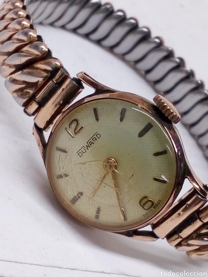 Relojes de pulsera: Reloj Duward carga manual - Foto 3 - 147853056