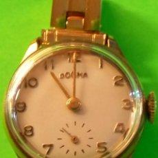 Relojes de pulsera: RELOJ DOGMA. DE SEÑORA. AÑOS 50. ((( IMPECABLE ))) TESTADO Y FUNCIONANDO BIEN. DESCRIPCION Y FOTOS.. Lote 148123038