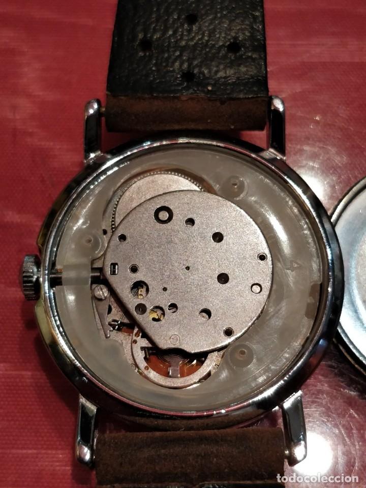 Relojes de pulsera: RELOJ DE PULSERA TIMEX CUERDA . FUNCIONANDO PERFECTAMENTE - Foto 8 - 80804855