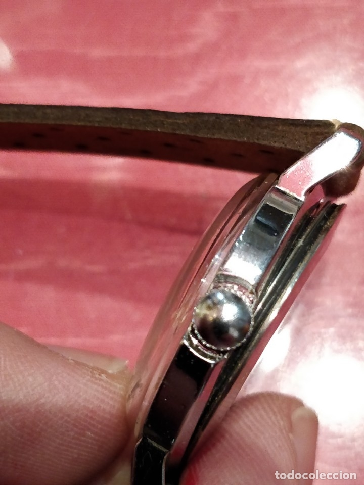 Relojes de pulsera: RELOJ DE PULSERA TIMEX CUERDA . FUNCIONANDO PERFECTAMENTE - Foto 12 - 80804855