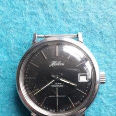 Relojes de pulsera: RELOJ MARCA HALCON. CLÁSICO DE CABALLERO.. Lote 148351894