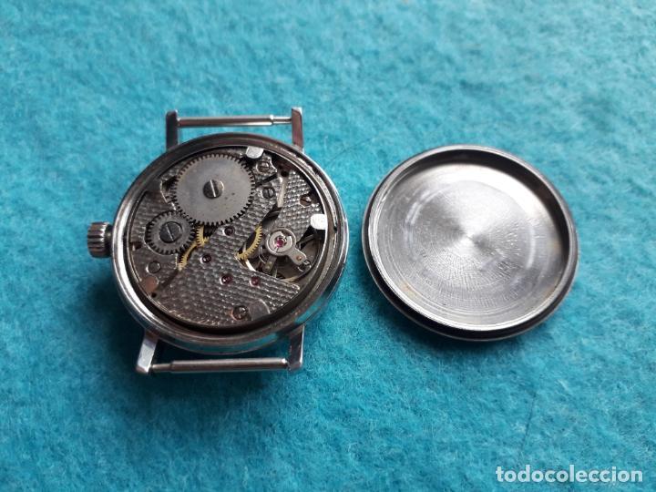 Relojes de pulsera: Reloj Marca Halcon. Clásico de Caballero. - Foto 3 - 148351894