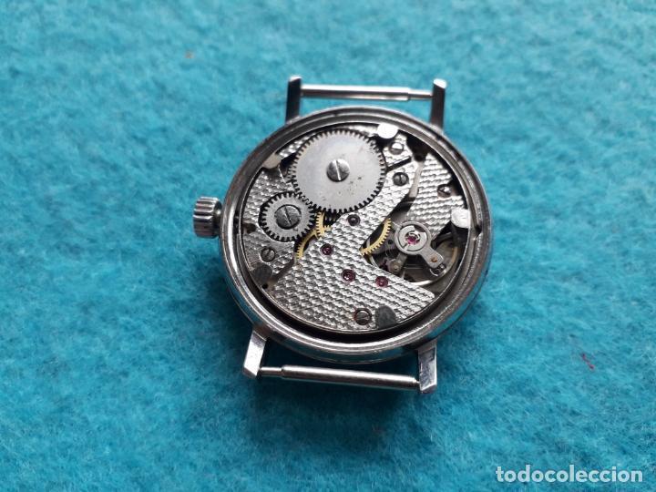 Relojes de pulsera: Reloj Marca Halcon. Clásico de Caballero. - Foto 4 - 148351894