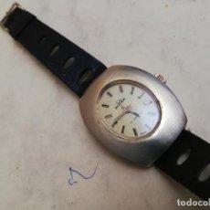 Relojes de pulsera: RELOJ SEÑORA - BULER - 17 JEWELS - SWISS MADE - NO FUNCIONA. Lote 148816414