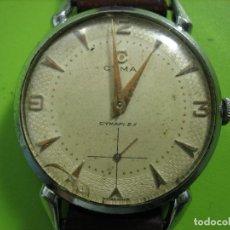 Relojes de pulsera: RELOJ DE CABALLERO CYMA. FUNCIONA. Lote 148929794