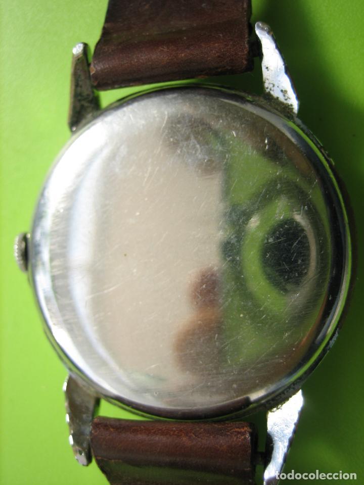 Relojes de pulsera: Reloj de caballero CYMA. Funciona - Foto 6 - 148929794