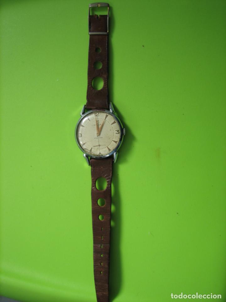 Relojes de pulsera: Reloj de caballero CYMA. Funciona - Foto 8 - 148929794