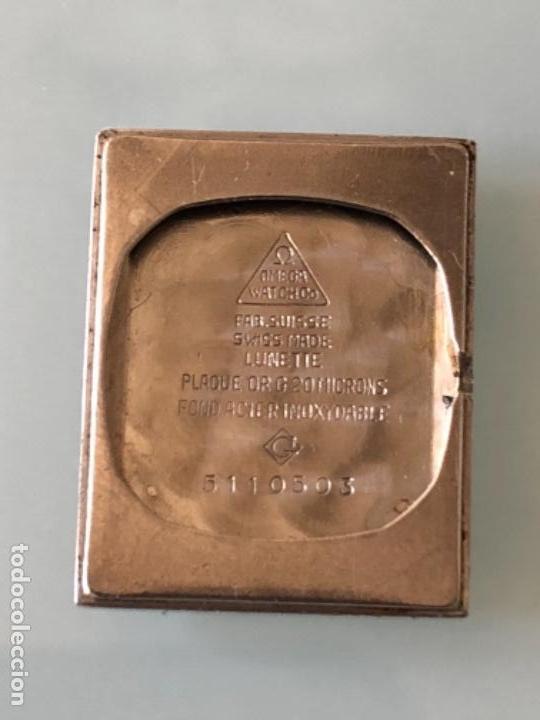 Relojes de pulsera: RELOJ A CUERDA OMEGA DE VILLE LADY CHAPADO EN ORO AÑO 70 - Foto 11 - 149170954