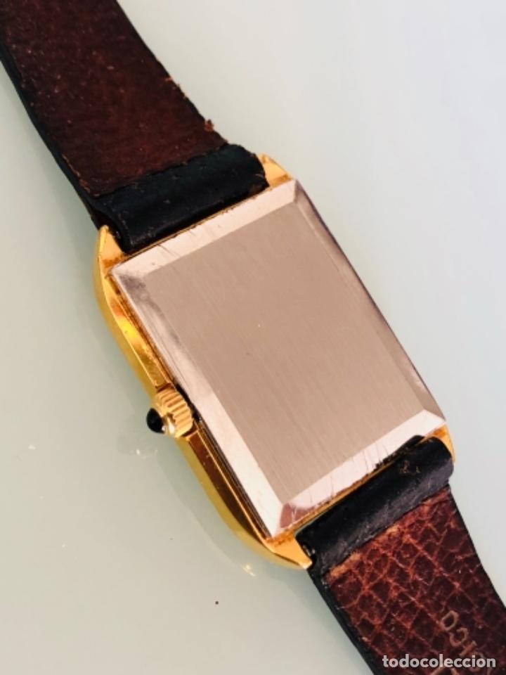 Relojes de pulsera: RELOJ A CUERDA OMEGA DE VILLE LADY CHAPADO EN ORO AÑO 70 - Foto 15 - 149170954