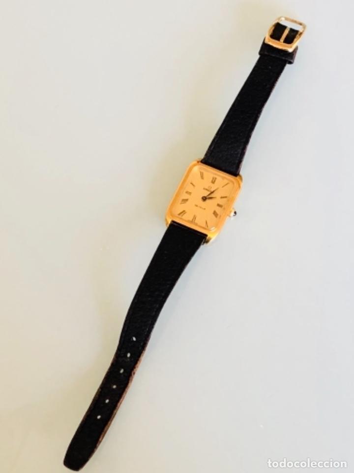 Relojes de pulsera: RELOJ A CUERDA OMEGA DE VILLE LADY CHAPADO EN ORO AÑO 70 - Foto 16 - 149170954