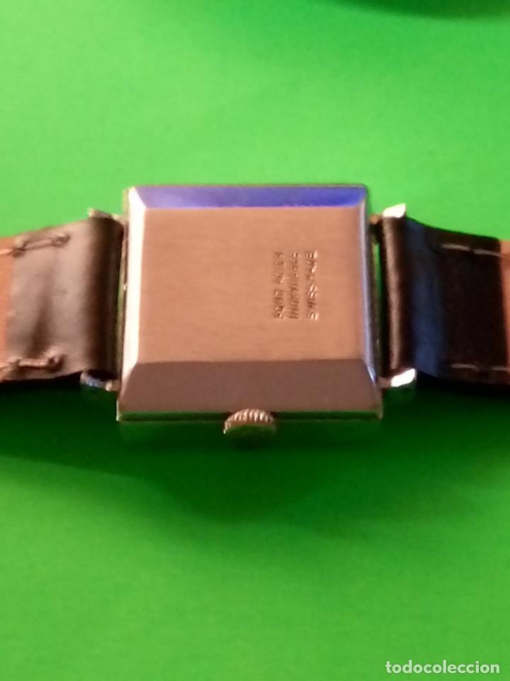 Relojes de pulsera: ANTIGUO POTENS MANUAL. AÑOS 50. FUNCIONANDO. DESCRIPCION Y FOTOS. - Foto 7 - 149207574