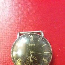 Relojes de pulsera: RELOG NOVORIS NECESITA ARREGLO. Lote 149614216