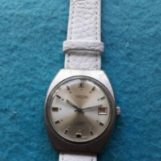 Relojes de pulsera: RELOJ MARCA VARCAR. CLÁSICO DE CABALLERO. FUNCIONANDO.. Lote 149687070