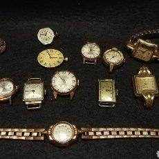 Relojes de pulsera: RELOJ PULSERA MUJER. Lote 149981342