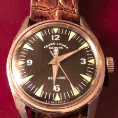 Relojes de pulsera: RELOJ DE CARGA MANUAL, FAVRE LEUBA, SEA KING. Lote 150022362