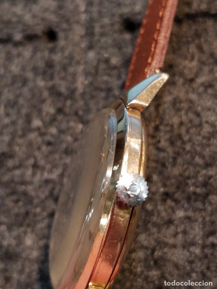 Relojes de pulsera: Reloj OMEGA, baño de Oro de 80 Micras, 17 Jewels. FUNCIONANDO - Foto 3 - 150078102