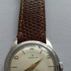 Relojes de pulsera: RARO ZENITH MILITAR VER FOTOS. Lote 150131785
