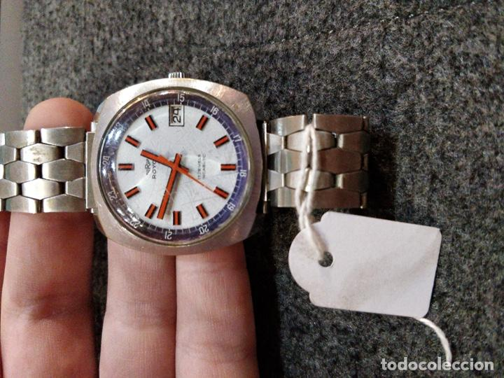 Relojes de pulsera: Reloj ROYCE, 17 Jewels Incabloc, Funcionando - Foto 2 - 150191214