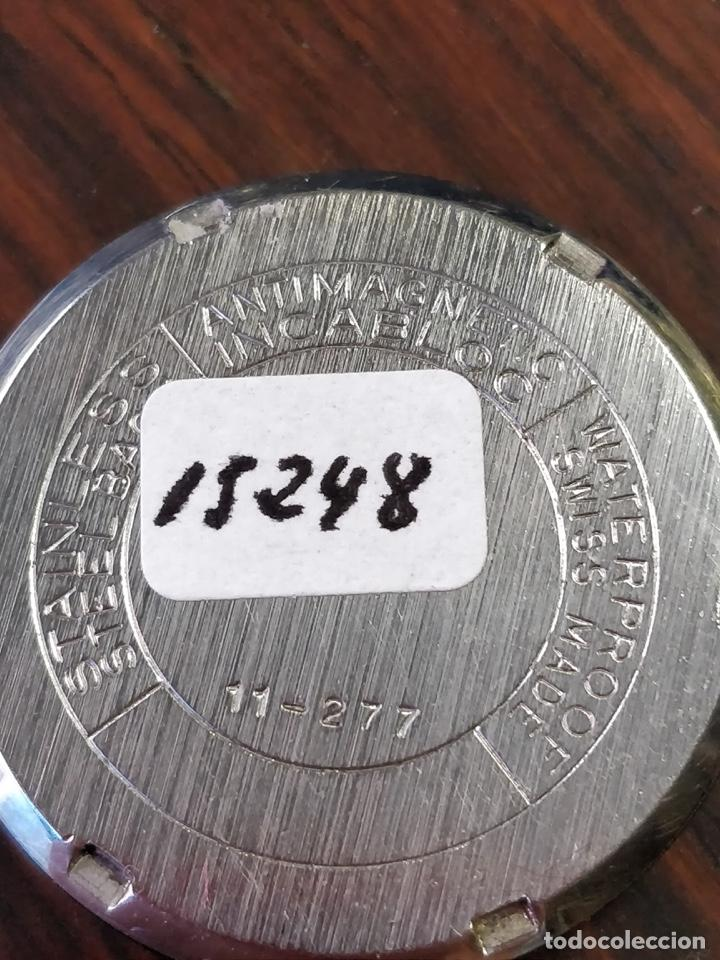 Relojes de pulsera: Reloj ROYCE, 17 Jewels Incabloc, Funcionando - Foto 8 - 150191214