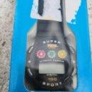 Relojes de pulsera: RELOJ AÑOS 90 PUMA SUPER SPORTS CORREA GOMA EN SU CAJA. . Lote 150235890