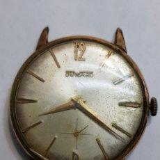 Relojes de pulsera: RELOJ ANTIGUO DE CUERDA DUWARD CABALLERO FUNCIONANDO. Lote 150459374