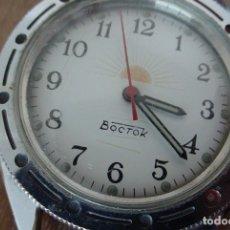 Relojes de pulsera: RELOJ MECANICO RUSO VOSTOK URSS. Lote 150652146