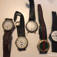 Relojes de pulsera: LOTE DE RELOJES ANTIGUOS. Lote 150689905