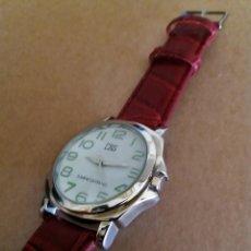 Relojes de pulsera: MODERNO RELOJ D&S NUEVO A ESTRENAR. Lote 150793806