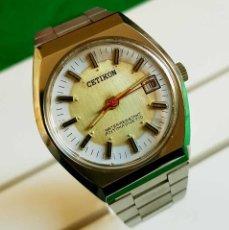 Relojes de pulsera: CETIKON DE CUERDA VINTAGE, C1970 NOS (NEW OLD STOCK). Lote 269793613