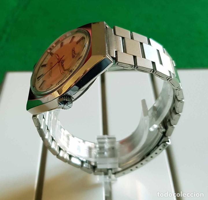 Relojes de pulsera: CETIKON DE CUERDA VINTAGE, C1970 NOS (NEW OLD STOCK) - Foto 4 - 150795966