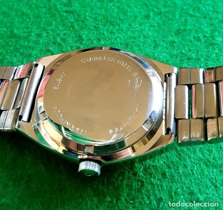 Relojes de pulsera: CETIKON DE CUERDA VINTAGE, C1970 NOS (NEW OLD STOCK) - Foto 8 - 150795966