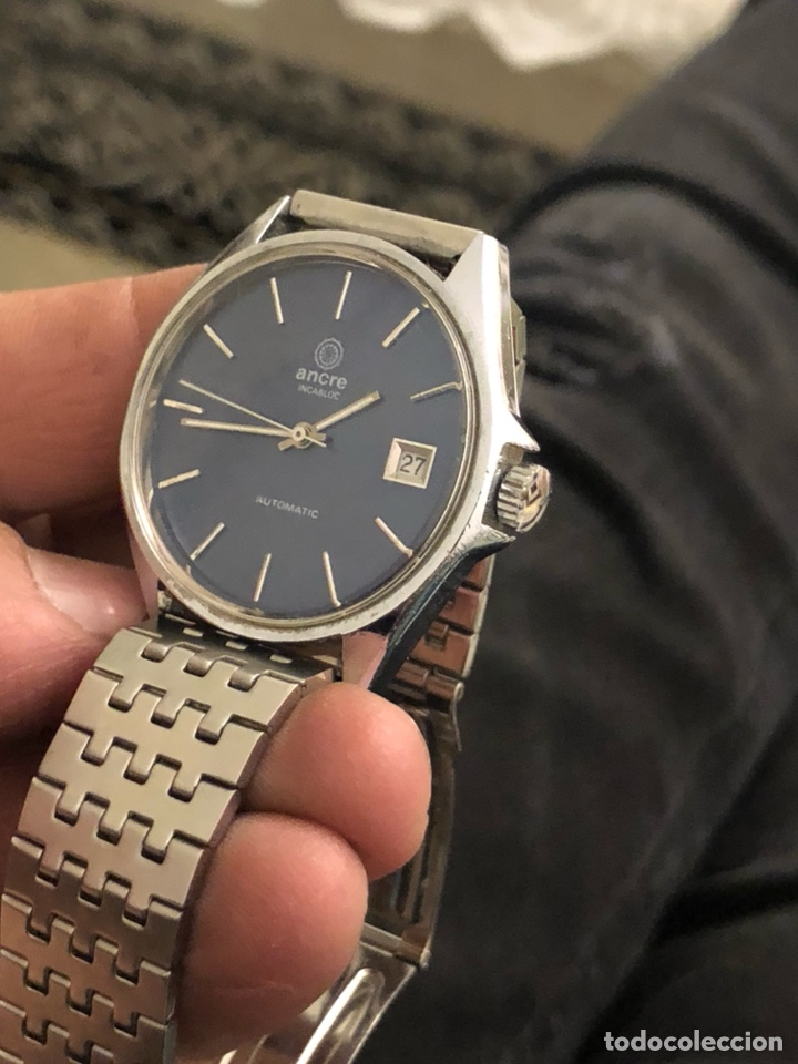 Wristwatches: Reloj ancre automático - Foto 4 - 150846274