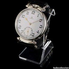 Relojes de pulsera: OMEGA HISTÓRICO. ORIGINAL Y ÚNICO. AÑO 1931. Lote 150892000