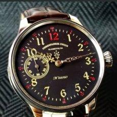 Relojes de pulsera: UNION/BREGUET. RELOJ SUIZO. ORIGINAL. PRECIOSO. AÑO 1910. Lote 150895489