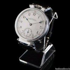 Relojes de pulsera: WALTHAM RIVERSIDE. HISTÓRICO. REGULADOR. PATENTE FOGG. AÑO 1894. Lote 150915460
