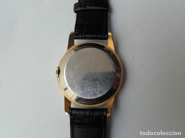 Armbanduhren: Reloj grande TELL movimiento AS 1130 vintage 38mm sin contar corona buen estado - Foto 5 - 150985170