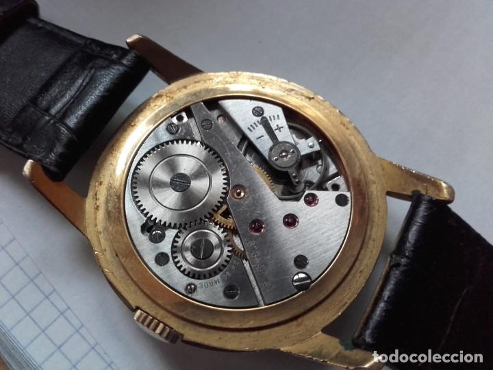 Armbanduhren: Reloj grande TELL movimiento AS 1130 vintage 38mm sin contar corona buen estado - Foto 6 - 150985170