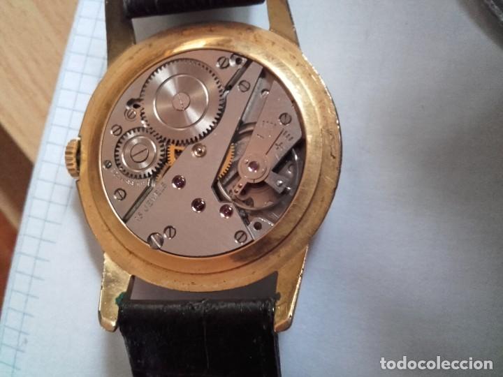 Armbanduhren: Reloj grande TELL movimiento AS 1130 vintage 38mm sin contar corona buen estado - Foto 7 - 150985170