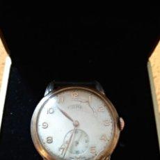 Relojes de pulsera: PRECIOSO RELOJ DE CARGA AÑOS50..60 FONCCIONA MUY BIEN. Lote 151390369