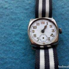 Relojes de pulsera: RELOJ DE CABALLERO MUY ANTIGUO. ASAS FIJAS. Lote 151418002