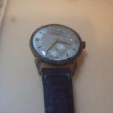 Relojes de pulsera: RELOJ ANTIGUO DE CUERDA DE LUXE ANTIMAGNETIC. Lote 151453202