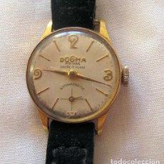 Relojes de pulsera: RELOJ DE CUERDA ANTIGUO DOGMA PRIMA SEÑORA. Lote 151533878