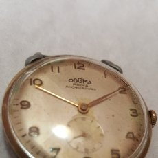 Relojes de pulsera: RELOJ DOGMA PRIMA ANCRE 15RUVIS NO FUNCIONA. Lote 151712493