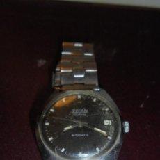 Relojes de pulsera: ANTIGUO RELOJ AUTOMATICO DE ACERO TITAN 30 JEWELS AUTOMATIC , CALENDARIO 4,5X3,8 CM. FUNCIONANDO. Lote 205233430