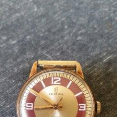 Relojes de pulsera - RELOJ FESTINA 17 RUBIS CARGA MANUAL FUNCIONANDO - 151731632