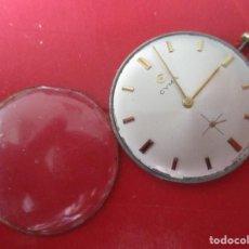 Relojes de pulsera: MAQUINA DE RELOJ DE CABALLERO MARCA CYMA. Lote 152323958