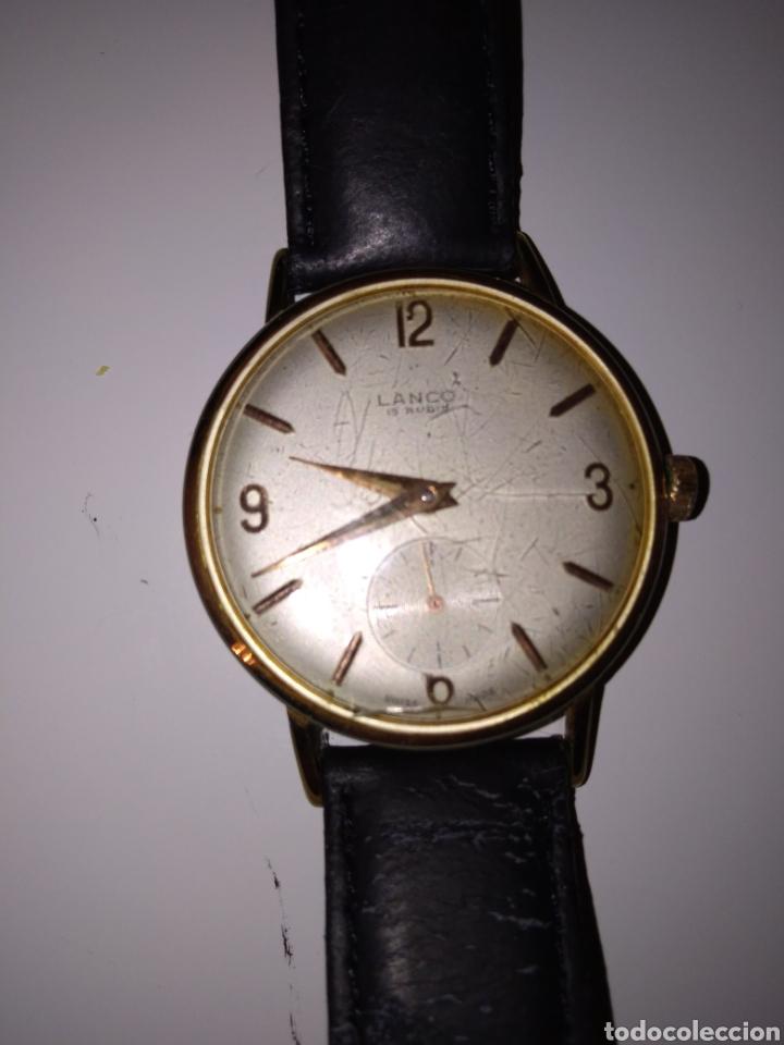 Relojes de pulsera: RELOJ LANCO VINTAGE CABALLERO - Foto 7 - 152370354