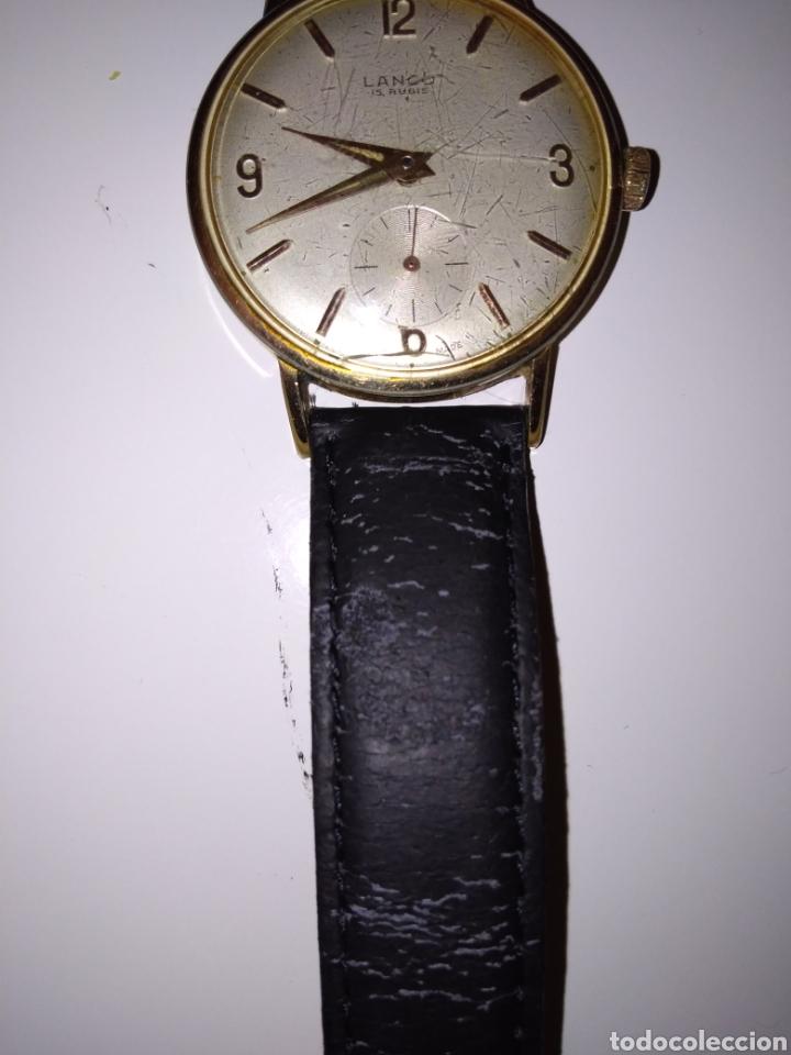 Relojes de pulsera: RELOJ LANCO VINTAGE CABALLERO - Foto 8 - 152370354